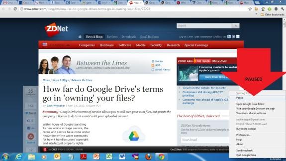 GoogleDrivePaused