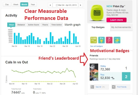 FitBit-Online-dashboard